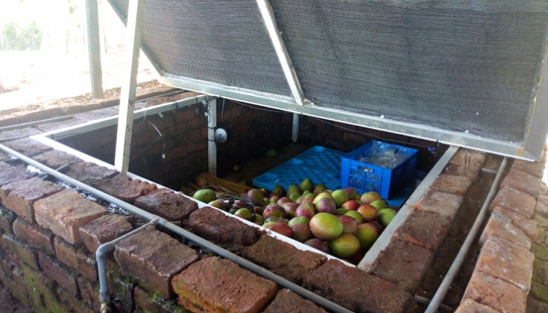 Diagram Evaporative Cooling Technologies For Fruit And Vegetable
