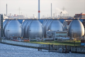 Desalination Plant in Hamburg, Germany